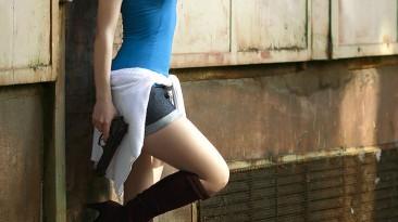 Косплей: Джилл Валентайн (Jill Valentine) из Resident Evil