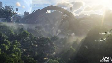 Avatar: Frontiers of Pandora будет поддерживать глобальное освещение и отражения с трассировкой лучей