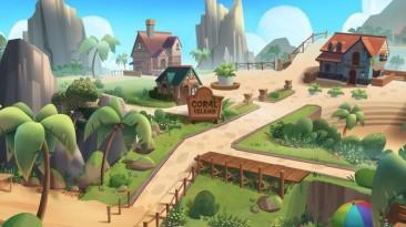 Coral Island добилась ошеломляющего успеха на Kickstarter. Это игра в стиле Stardew Valley