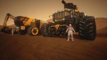 JCB Pioneer: Mars получила большое обновление