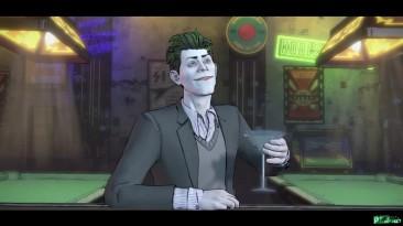 Batman Telltale Episode 5 - Все сцены с Джокером