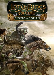 Обложка игры The Lord of the Rings Online: Riders of Rohan
