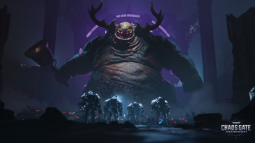 """Свежий ролик к тактической стратегии Warhammer 40.000: Chaos Gate - Daemonhunters показывает """"Расцвет"""""""