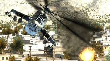 Состоялся релиз игры Air Missions: HIND