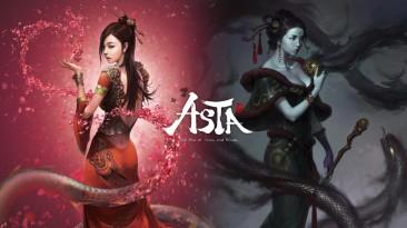 Asta Online появилась в Steam Greenlight