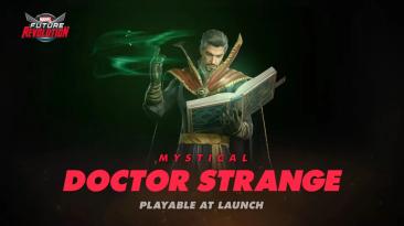 Новые трейлеры Marvel Future Revolution показывают Доктора Стрэнджа, PVP-режим и многое другое