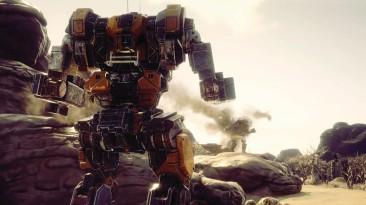 Грядущий апдейт для BattleTech повысит скорость боев