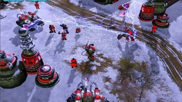 Command & Conquer: Red Alert 3 Shock Therapy