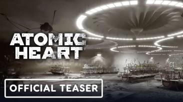 Новый геймплейный тизер Atomic Heart
