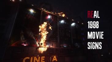 "Resident Evil 3 ""Реальные плакаты фильмов"""