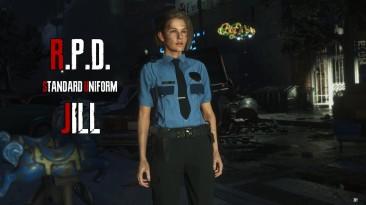 """Resident Evil 3 """"Полицейская униформа"""""""