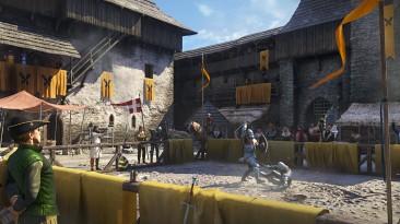 Kingdom Come: Deliverance получила патч версии 1.4.3