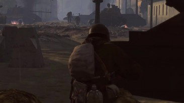 """Arma 3 """"битва в польше 1944"""""""