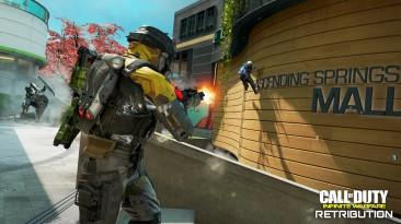 Подробности и первые скриншоты дополнения Retribution для Call of Duty: Infinite Warfare