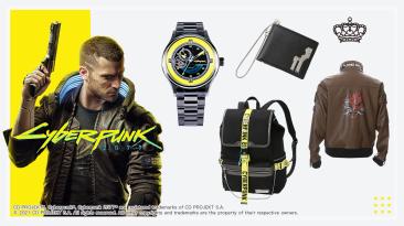 Японский бренд вместе с CDPR представил линейку одежды и аксессуаров по Cyberpunk 2077