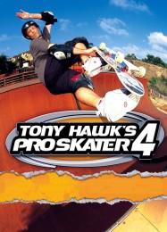 Обложка игры Tony Hawk's Pro Skater 4