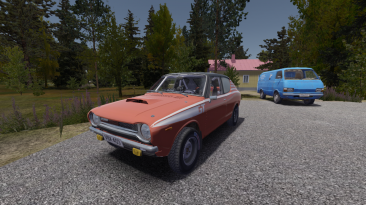 My Summer Car: Сохранение/SaveGame (Фулл сатсума, 50к)