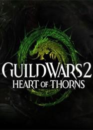 Обложка игры Guild Wars 2: Heart of Thorns