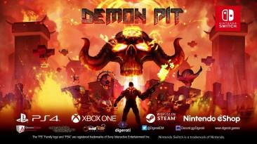 Анонсирована Demon Pit!
