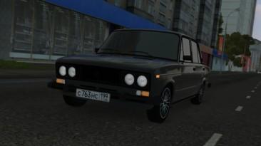 """City Car Driving """"Ваз 2106 (Много экстр) (v1.5.9 - 1.5.9.2)"""""""