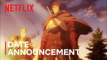 Dota 2 от Valve станет аниме-сериалом от Netflix