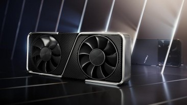 Всё для игроков - Nvidia рапортует о чрезвычайно успешном старте видеокарт серии GeForce RTX 3000