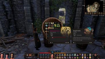 "Baldur's Gate 3 ""Все предметы"""