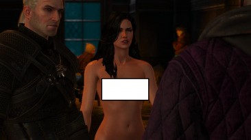 "Witcher 3: Wild Hunt ""Nude mod"""