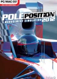 Обложка игры Pole Position 2012