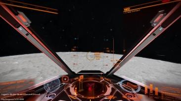Вновом ролике Elite: Dangerous показана посадка наЕвропу- спутник Юпитера