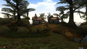 """Morrowind """"Улучшенное освещение"""""""