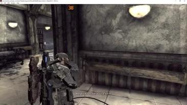 Gears of War 2 - запуск на хакнутом билде значительно улучшил эмуляцию!