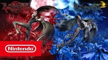 Релизный трейлер Bayonetta и Bayonetta 2 для Nintendo Switch