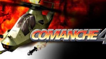 Comanche 4: Трейнер/Trainer (+5) [1.0.1.20] {MrAntiFun}