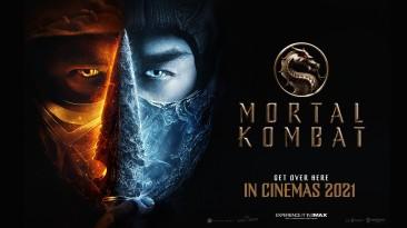 Официальный постер фильма Mortal Kombat