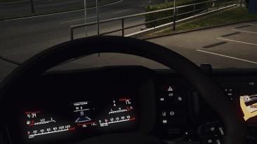 "Euro Truck Simulator 2 ""Scania NextGen S Ghost Screen"""