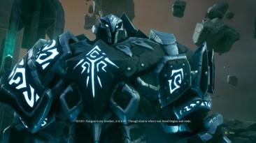 Darksiders 3 - The Crucible DLC - Шерхал Хранитель Теней (первый босс)