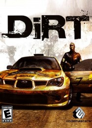 Обложка игры Colin McRae: DiRT