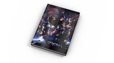 "Master of Orion (2016) ""Atrbook(Книга артов)"""