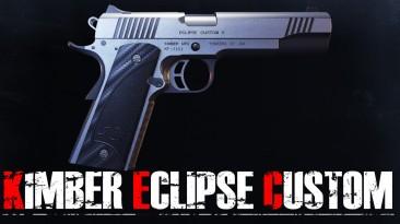"Resident Evil 3 ""Пистолет Kimber Eclipse Custom ll"""