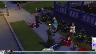 Сборка эротических модов Sims 4