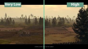"""Total War: Attila """"Детальное сравнение на PC - Very Low vs. High"""""""