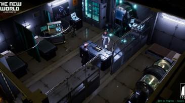 Первые скриншоты научно-фантастической ролевой игры The New World