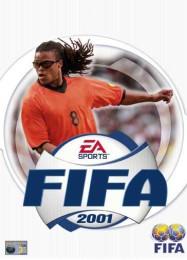 Обложка игры FIFA 2001