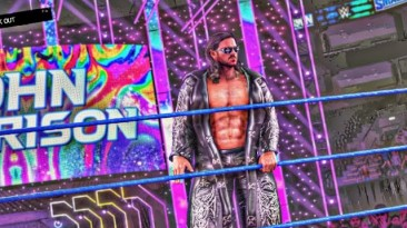 "WWE2K18 ""Мод JOHN MORRISON 2K20 Порт"""
