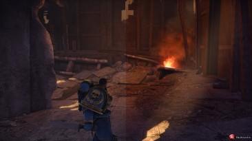 "Warhammer 40.000: Space Marine ""SweetFX v1.4 [Графический]"""