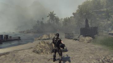 "Crysis ""Оружие Terror 4000 из Far cry Blood Dragon"""