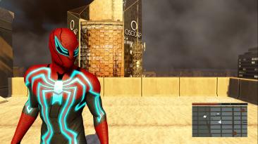 """The Amazing Spider-Man 2 """"Костюм Velocity из Marvel's Spider-Man (PS4)"""""""