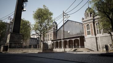 3D-художник воссоздал некоторое окружение из Half Life 2 на Unreal Engine 4