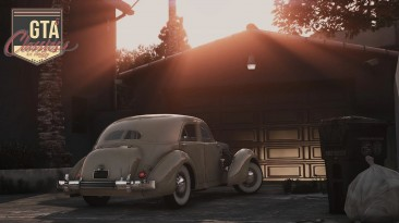 """Grand Theft Auto 5 """"1937 Cord 812 Charged Beverly Sedan [Add-On 